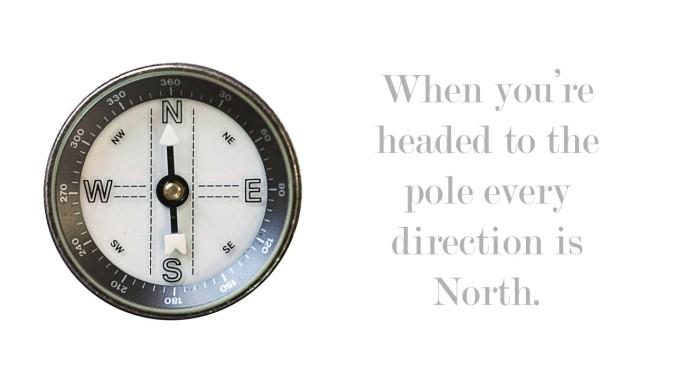 always north